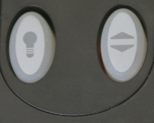 Garage Control Spontaneous Smiley