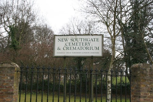 New Southgate Cemetery