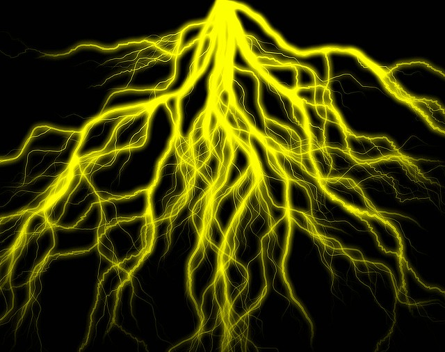 Yellow lightning template flipped flickr photo sharing for Lightning link template
