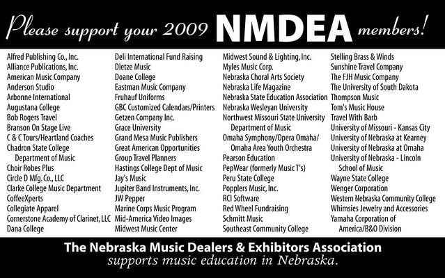 NMDEA-2009