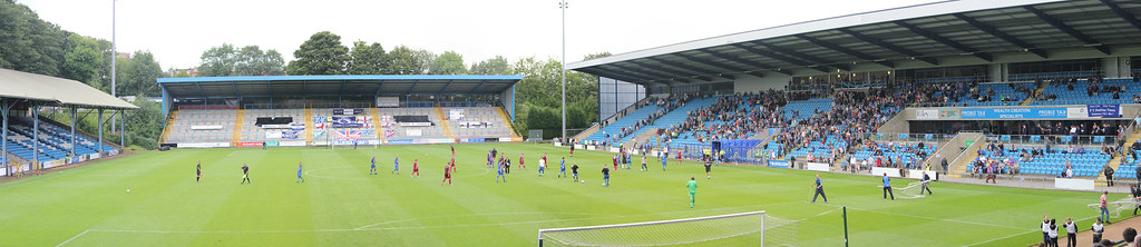 The Shay Stadium (355-365)