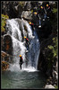 chronophoto canyoning by gamelle71