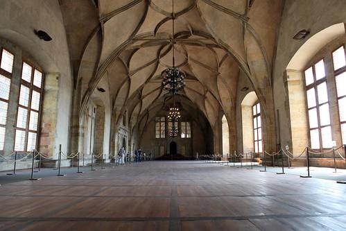 Royal Palace - Vladislav Hall