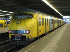 NS Plan V EMU, Den Haag Centraal