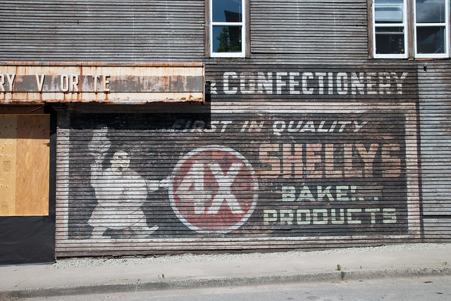 Shelly's Bakery Products - '4x bread'