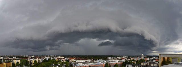 Supercell - Shelf Cloud