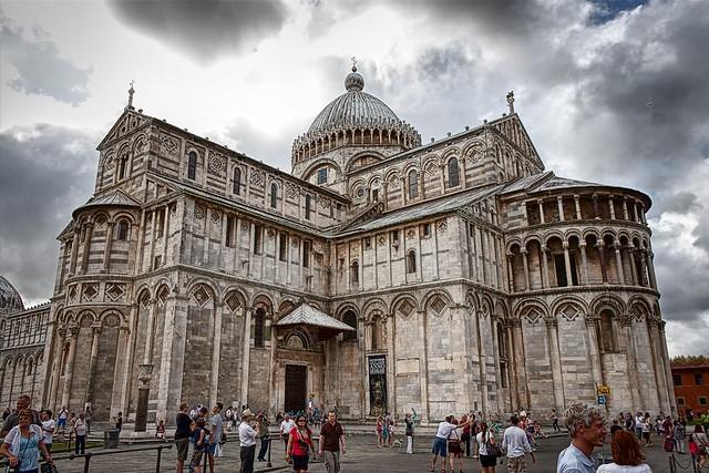 Duomo de Pisa. Italia.