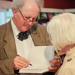 Alexander McCall Smith book signing | Alexander McCall Smith book signing