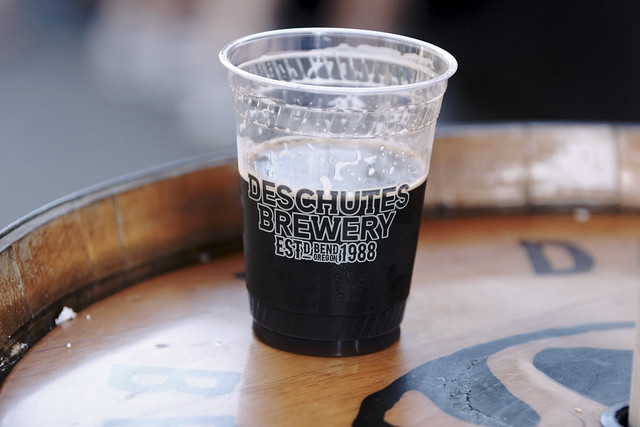 Deschutes Brewery Street Fare 2011