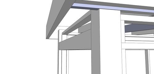shed-high corner