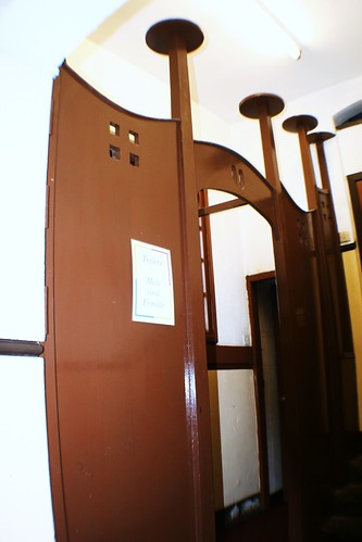 Mackintosh Design, Ruchill Church Hall