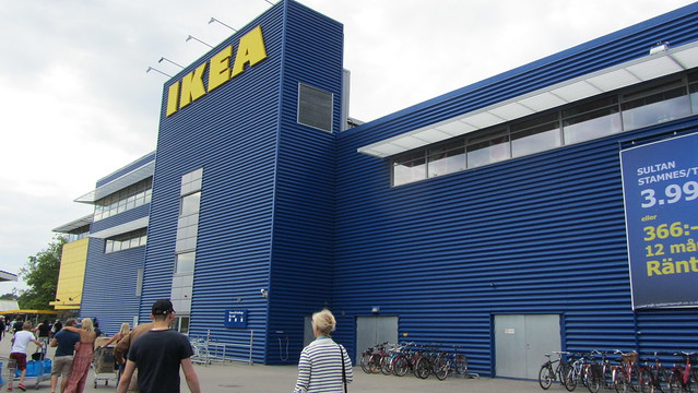 Welcome to IKEA!