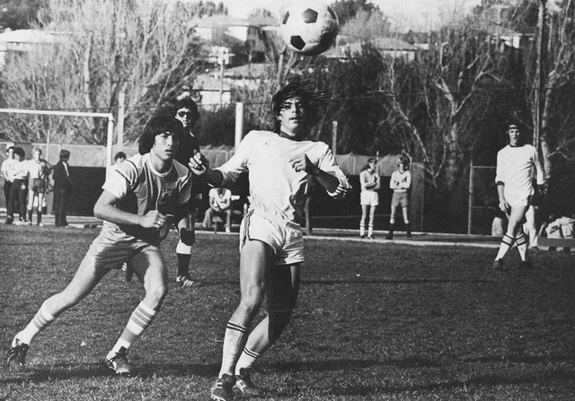 1977 Varsity Soccer