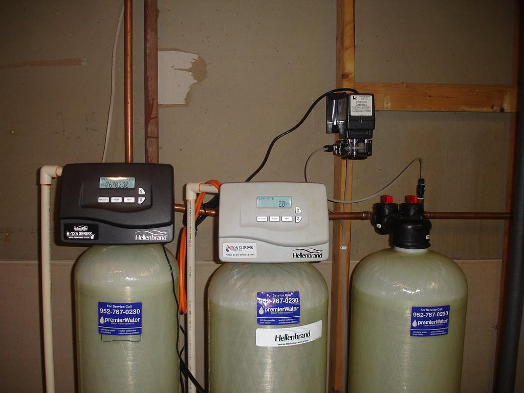 consumer reports water softener