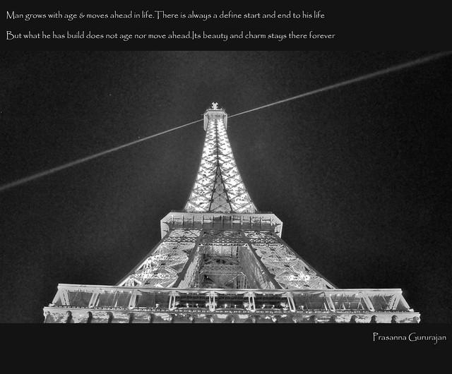 Beauty of Eiffel