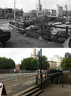Bristol Bridge  1981 - 2011