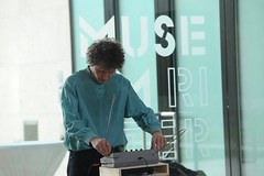 Reactable meets Theremin / PS ArtSpace / 01.10, 12:00 - 14:30