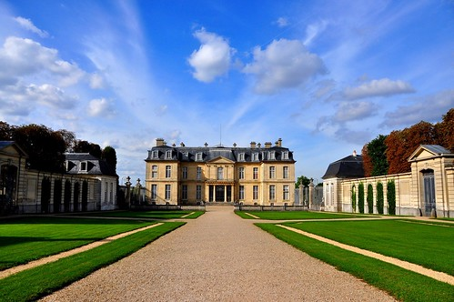 Chateau de Champs, East Paris