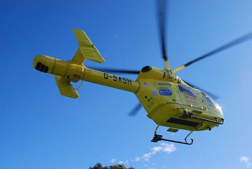 Excitement 3 - Yorkshire Air Ambulance