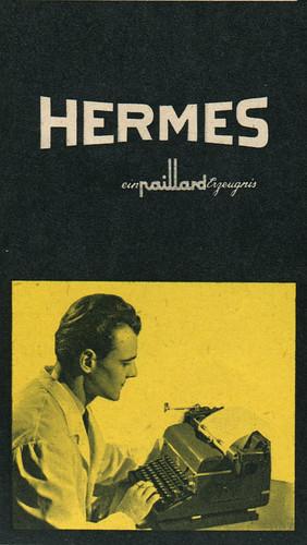 DU 1948-08 Hermes Reklame detail 2