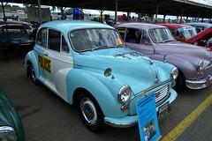 mid-size car(0.0), dkw 3=6(0.0), automobile(1.0), vehicle(1.0), automotive design(1.0), auto show(1.0), morris minor(1.0), compact car(1.0), antique car(1.0), sedan(1.0), classic car(1.0), vintage car(1.0), land vehicle(1.0), motor vehicle(1.0), classic(1.0),