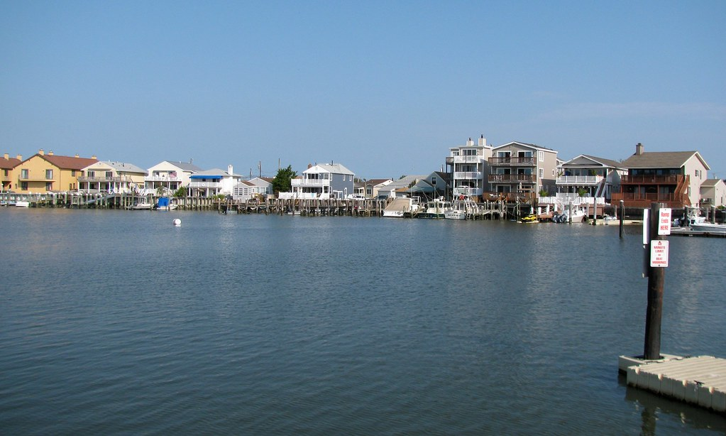 Celebrity Resorts Brigantine Map - Atlantic County, New ...