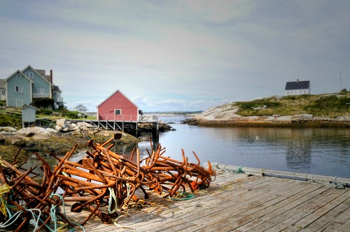 Peggy's Cove #9