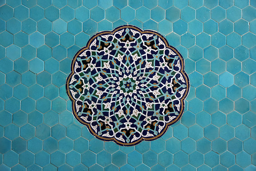 Jameh mosque of Yazd - Iran | مسجد جامع - یزد