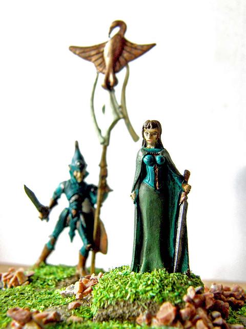 Elven Sorceress Flickr Photo Sharing