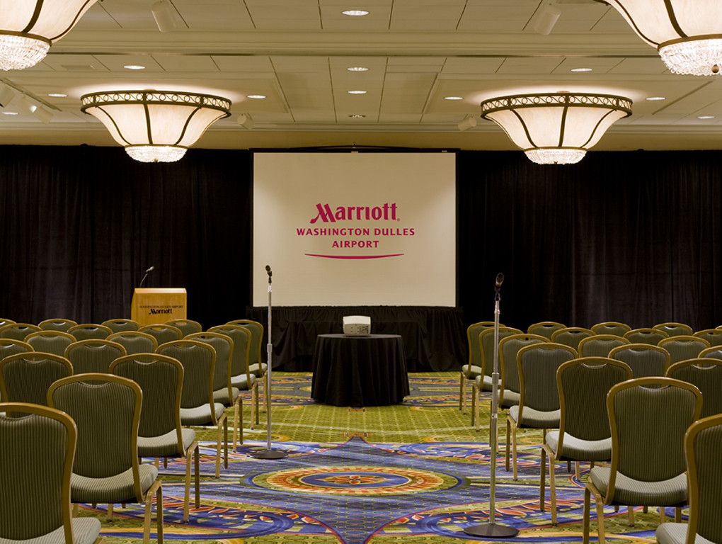 Marriott Dulles Meeting Rooms