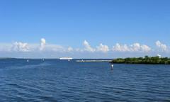 Tampa - Ballast Point Park - Hillsborough Bay