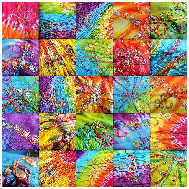 Mosaico tela de colores iv 110912 med flickr photo - Mosaicos de colores ...