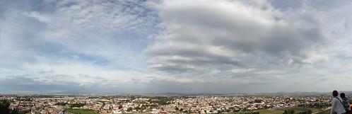 Puebla - El Popocatepetl
