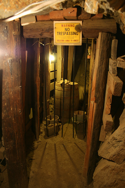 Eagle Mine, Julian
