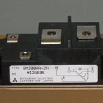 Triple Darlington transistor