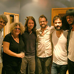 Jesse Harris at Electric Lady Studios
