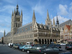 Cloth Hall, Ypres (Ieper)