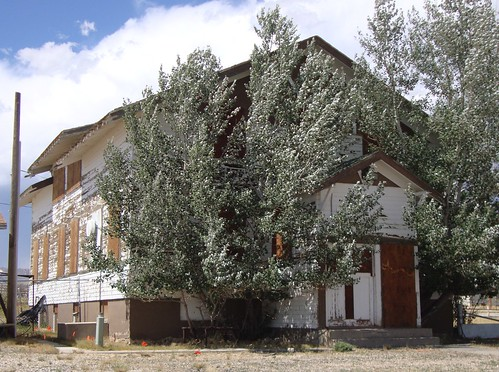 Old Bairoil Oil Company Workers House (Bairoil, Wyoming)