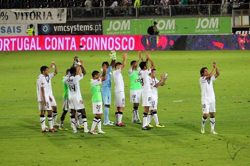 Vitória 0 - 1 FC Porto