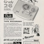 11 - Advert - Grundig Tape Recorder