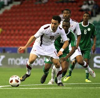 GCC U-17 football final