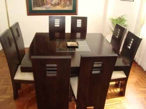 Juegos de comedor mueblesdeksa fabricantes dormitorios for Juego de comedor de 8 sillas moderno