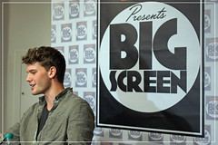 Empire BIG SCREEN : Jeremy Irvine talks War Horse and working with Steven Spielberg in the press room by Craig Grobler