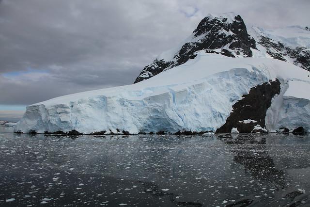 Isla Booth, Canal de Lemaire, La Antártida