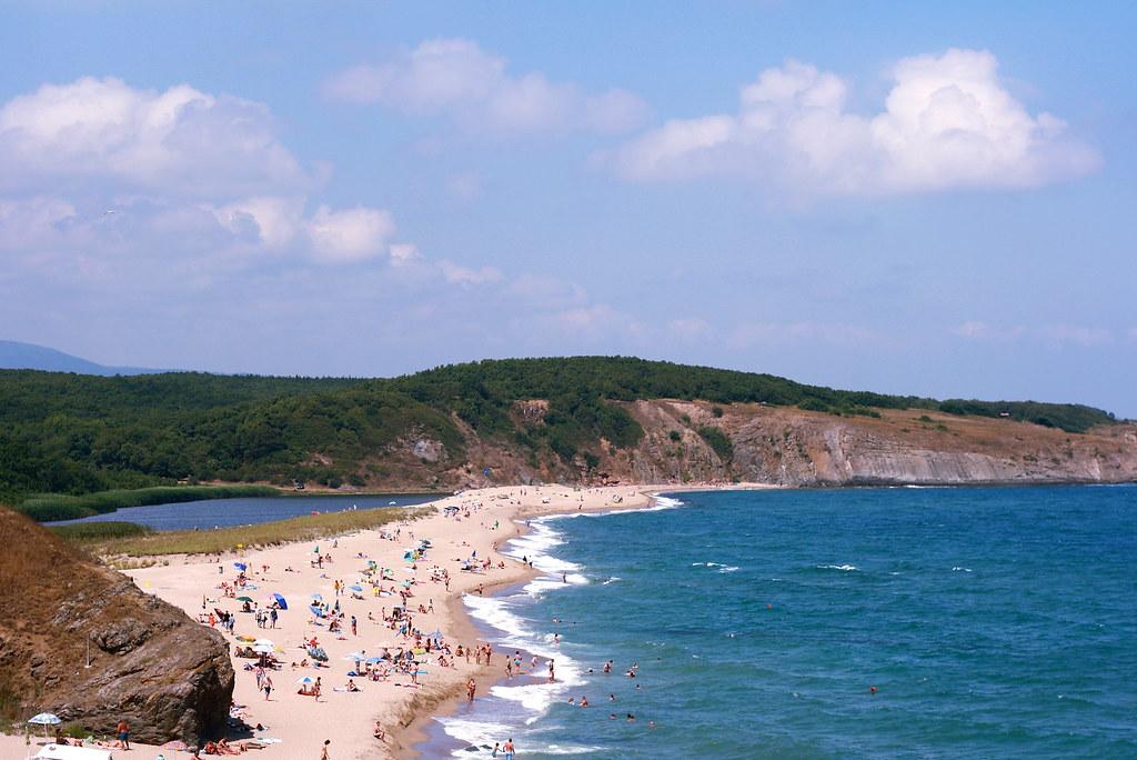 пляж Sinemorets