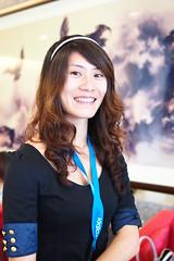 北京的 HTML5 研究小組 田愛娜