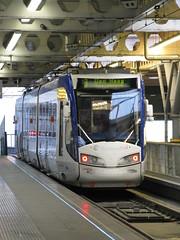 RandstadRail RegioCitadis light rail unit no. 4029, Den Haag CS