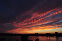 Hudson River Sunset (DSC_1068)