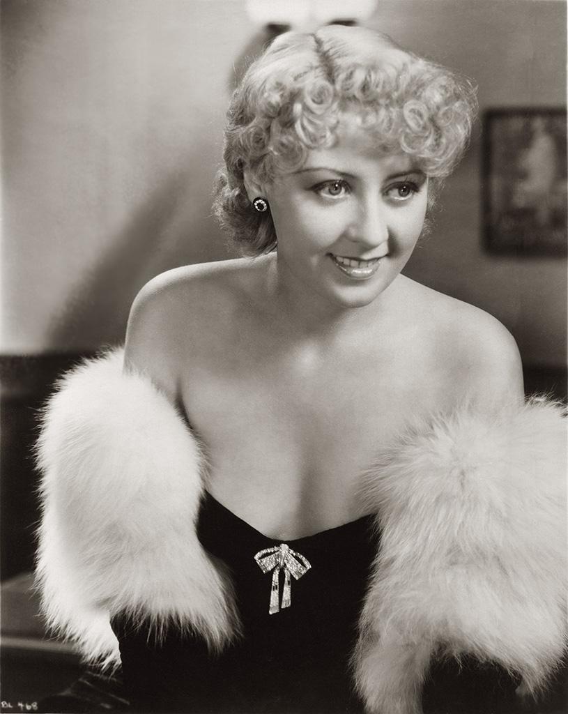 Joan Blondell 1933