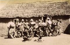 Kalahari Villagers
